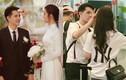 Ông Cao Thắng ân cần chăm sóc vợ khi tới Phú Quốc chuẩn bị đám cưới