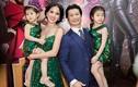 Vợ đẹp, con xinh của diễn viên Dustin Nguyễn vừa tố bị cắt vai