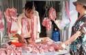 Giá thịt lợn tăng nhẹ trong những ngày cận Tết