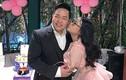 Phương Mỹ Chi đón sinh nhật bên bố nuôi Quang Lê xóa tin đồn mâu thuẫn