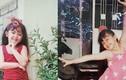 Hình ảnh ngây thơ của Tóc Tiên trước khi lột xác thành quý cô gợi cảm