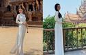 Hoài Sa đẹp nao lòng ở Hoa hậu Chuyển giới Quốc tế 2020