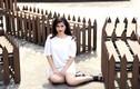 Hình ảnh phóng khoáng của MC thời sự Minh Trang ngoài đời