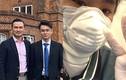 Trường học đóng cửa vì Covid-19, Chi Bảo lập tức đưa con trai từ London về nước