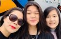Hai con gái xinh đẹp, nói được 5 ngoại ngữ đang ở Đức của Mỹ Lệ