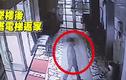 Video: Rơi từ tầng 14 xuống đất, bé gái vẫn tự đứng dậy rồi đi về nhà