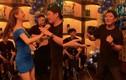 Trường Giang - Nhã Phương khiêu vũ mừng sinh nhật