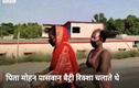 Video: thiếu nữ đạp xe 1.200km đưa bố về quê