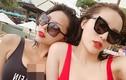 Đọ vẻ nóng bỏng vô đối của cặp đôi Kỳ Duyên - Minh Triệu