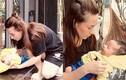 Phi Nhung nhận thêm con nuôi, em bé bị bỏ rơi trước cửa nhà