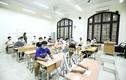 Cảnh thi tốt nghiệp THPT ở nơi có ca nhiễm COVID-19 mới tại Hà Nội