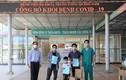 Thêm 8 bệnh nhân mắc COVID-19 được công bố khỏi bệnh