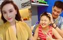 Bảo Thanh khoe mang bầu lần 2 sau khi tạm nghỉ đóng phim
