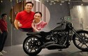 """Đàm Thu Trang tặng quà """"khủng"""" cho chồng sau """"cú lừa"""" xe mô hình"""