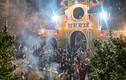 Tết Tân Sửu 2021: Dân Thủ đô đeo khẩu trang đi lễ chùa