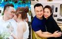 Loạt ảnh tình tứ của Chi Bảo bên vợ 3 kém 16 tuổi