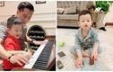 Con trai ngày càng kháu khỉnh của Việt Anh và vợ cũ thứ 2