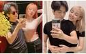 Miko Lan Trinh và bạn trai chuyển giới ngày càng mặn nồng