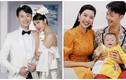 Hôn nhân của Á hậu Thúy Vân bên chồng doanh nhân gia thế khủng