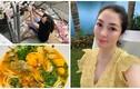 Cuộc sống bình yên của Hoa hậu Nguyễn Thị Huyền ở tuổi 36