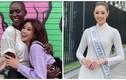 Khánh Vân hội ngộ bạn thân, hé lộ ngày về nước hậu Miss Universe