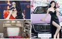Lily Chen đụng màu siêu xe với Ngọc Trinh là ai?