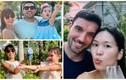 Gia đình siêu mẫu Hà Anh ra sao khi bị kẹt ở Vũng Tàu?