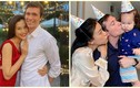 Cuộc sống viên mãn của tình cũ Huỳnh Anh sau khi cưới chồng Tây
