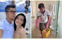 Lương Bằng Quang dọn vệ sinh khi bị kẹt 4 tháng ở Phú Quốc
