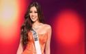 Khánh Vân lọt vào top 20 Hoa hậu của các hoa hậu