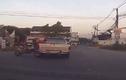 Pha tai nạn mô tô khó đỡ