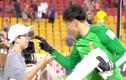Cậu bé nhặt bóng giúp TQ tạo bất ngờ ở Asian Cup