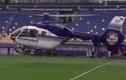 Video sấy phô mặt sân bằng máy bay trực thăng