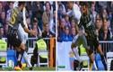 Xem lại pha giật gót xâu kim kỹ thuật của Ronaldo