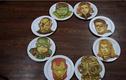Chân dung biệt đội Avengers oai hùng trên chảo rán