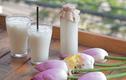 Cách làm sữa hạt sen bổ dưỡng an thần ngon khó cưỡng