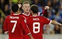 Rooney lập hat-trick giúp M.U trở lại vòng bảng Champions League