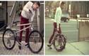 Chiêm ngưỡng xe đạp có thể gấp gọn nhất thế giới