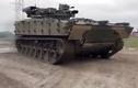 Xem xe chiến đấu bộ binh Kurganets-25 khai hỏa dũng mãnh