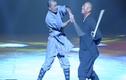Xem nhà sư Thiếu Lâm Tự dùng cổ đập tan gậy gỗ