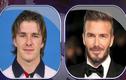 Gương mặt David Beckham thay đổi thế nào qua 18 năm?