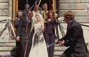 Những trò chơi bẩn cô dâu chú rể trong ngày cưới