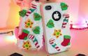 Cách chế ốp iPhone độc lạ làm quà tặng lễ Giáng sinh