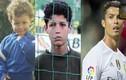Hình ảnh thời trẻ trâu đáng yêu của các cầu thủ Real