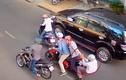 Người đàn ông bị cướp kéo lê gần 40m giữa ban ngày tại TP HCM