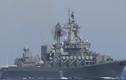 Nga khoe sức mạnh tàu khu trục chống ngầm lớp Udaloy hiện đại