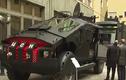 Chiêm ngưỡng quái vật Batmobile của quân đội Nga