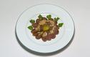 Lạp xưởng sốt quất, món ăn vô cùng hấp dẫn