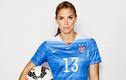 10 nữ cầu thủ bóng đá gợi cảm nhất thế giới
