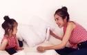 Elly Trần troll con gái khiến người xem phì cười